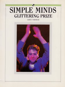 dave thomas glitteing prize cover art