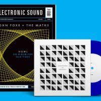 Want List: Electronic Sounds #64 Features John Foxx + The Maths 7""
