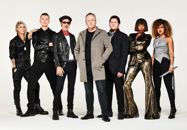 Simple Minds ca. 2020