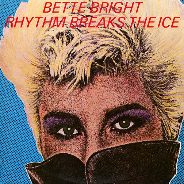 bette bright -rhythm breaks ice UK LP sleeve