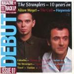 the stranglers - debut magazine #7 cover art