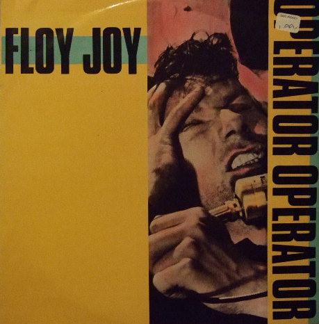 "floy joy - operator operator UK 12"" sleeve"