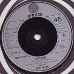 "kraftwerk - autobahn UK 7"" single"