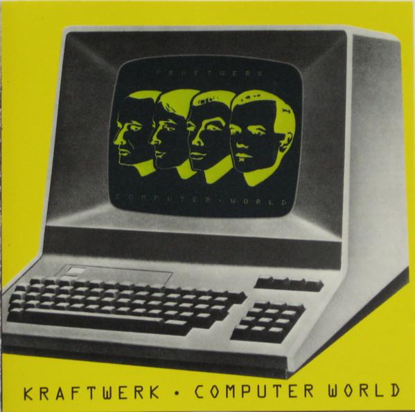 kraftwerk - computerworld cover art