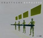 kraftwerk - expo 2000 enhanced CD cover art