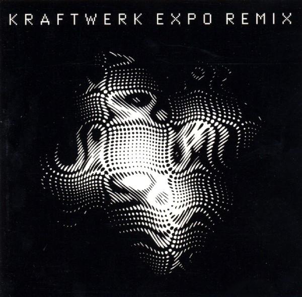 kraftwerk - expo remix Euro CD cov er art
