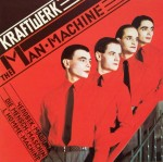kraftwerk - man-machine cover art