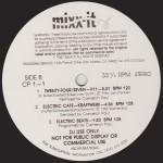 mixx-it DJ mix promo label