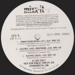 mixx-it DJ mix promo label