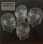 """kraftwerk - musique non-stop US 12"""" cover art"""