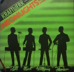 kraftwerk - neon lights cover art
