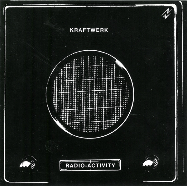 kraftwerk - radio-activity cover art