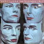 kraftwerk - the telephone call cover art