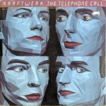 kraftwerk - the telephone call cover art