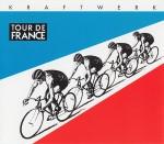 kraftwerk - tour de france GER CD5 cover art