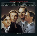 kraftwerk - ttrans europe express US CD5 cover art