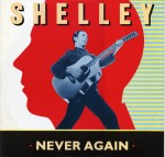 "pete shelley - never again UK 12"" sleeve"