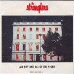 the stranglers - all day and all of the night cover art