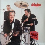 the stranglers - all live and all of the nightcover art
