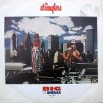 the stranglers - big in america cover art