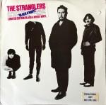 the stranglers - black+white cover art
