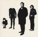 the stranglers - black + white cover art