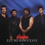 the stranglers - let me down easy cover art
