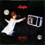 the stranglers - shakin like a leaf cover art