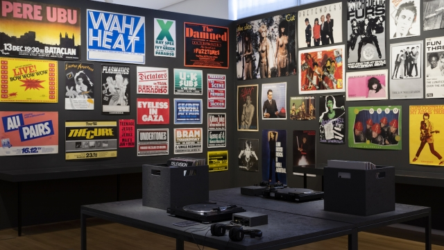 museum of art and design postpunk graphics show summer 2019
