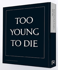 too young to die cover art by peter saville