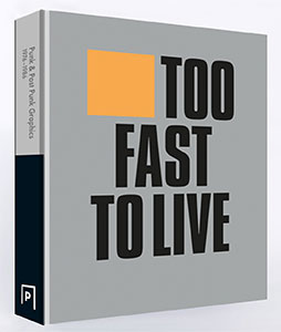 too fast to live malcolm garret cover art