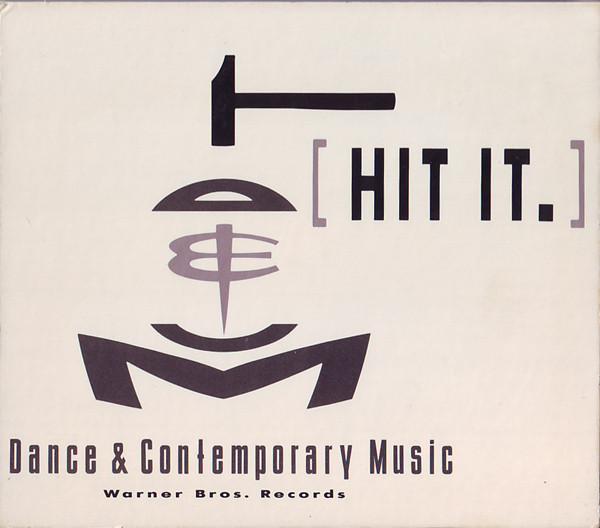 WB various - hit-it promo CD cover art