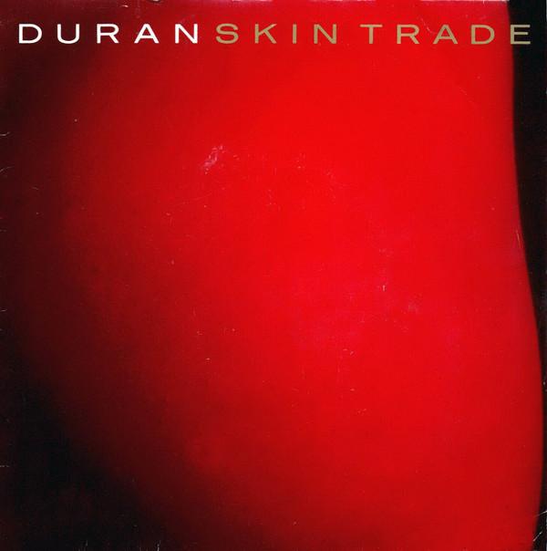 duran duran skin trade french cover art