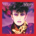 visage beat boy cassette remix cover art