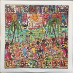 tom tom club - close to the bone cover art