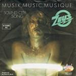 zeus - musik music musiqucover art