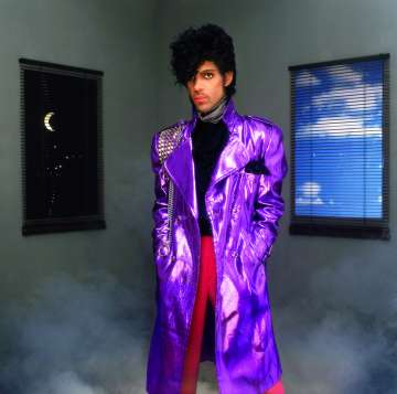 prince delirious cover photo