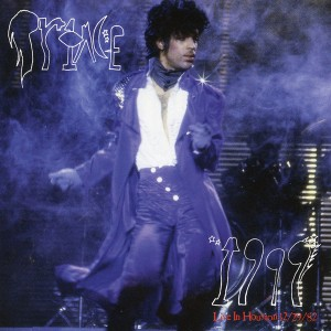 prince live in houston DVD cover art