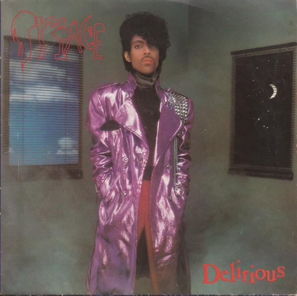 prince delirious cover art