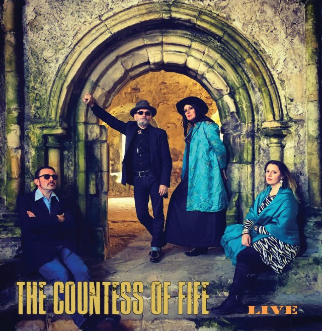 the ocuntess of fife live EP cover art