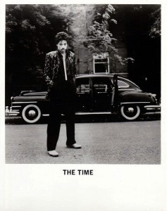 The Time promo shot