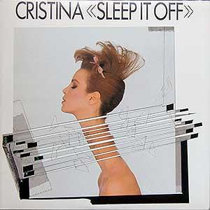 cristina - sleep it off US LP