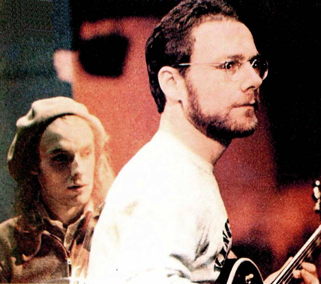 eno and fripp ca 1973