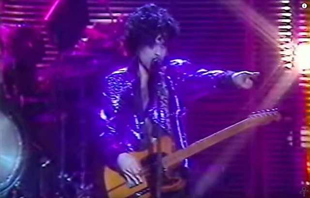 pPrince live in houston 1982