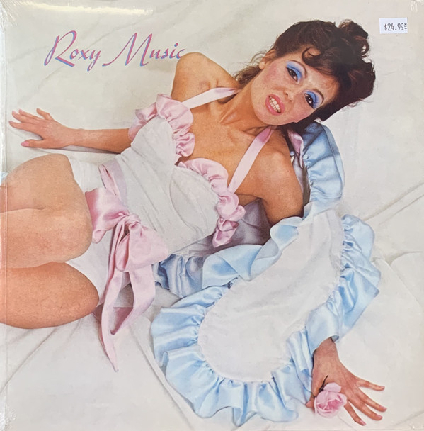 roxy music steven wilson 2.0 mix clear LP cover art