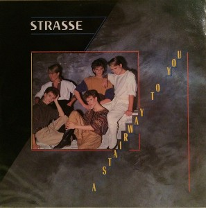 strasse - a stairway to you cover art