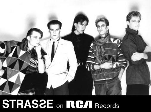 Strasse RCA Promo photo