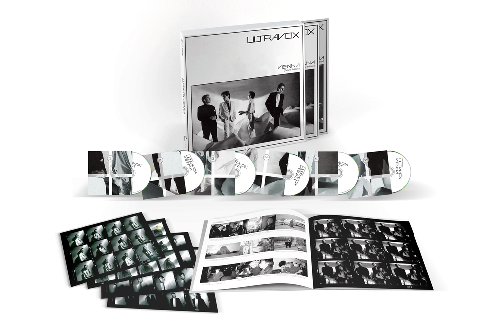 vienns CD boxed set 40th anniversary