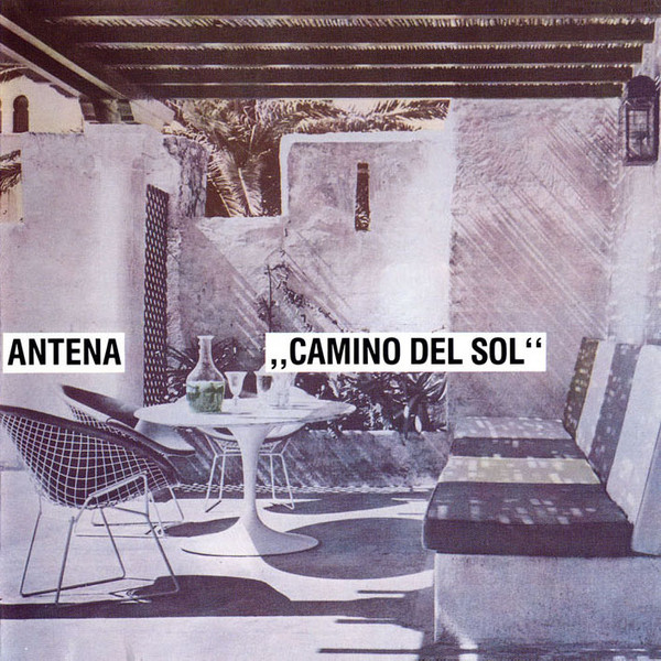 antena camino del sol 1989 CD cover