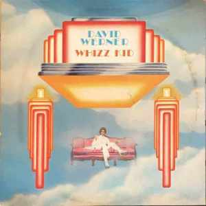 david werner whizz kid worn cover art